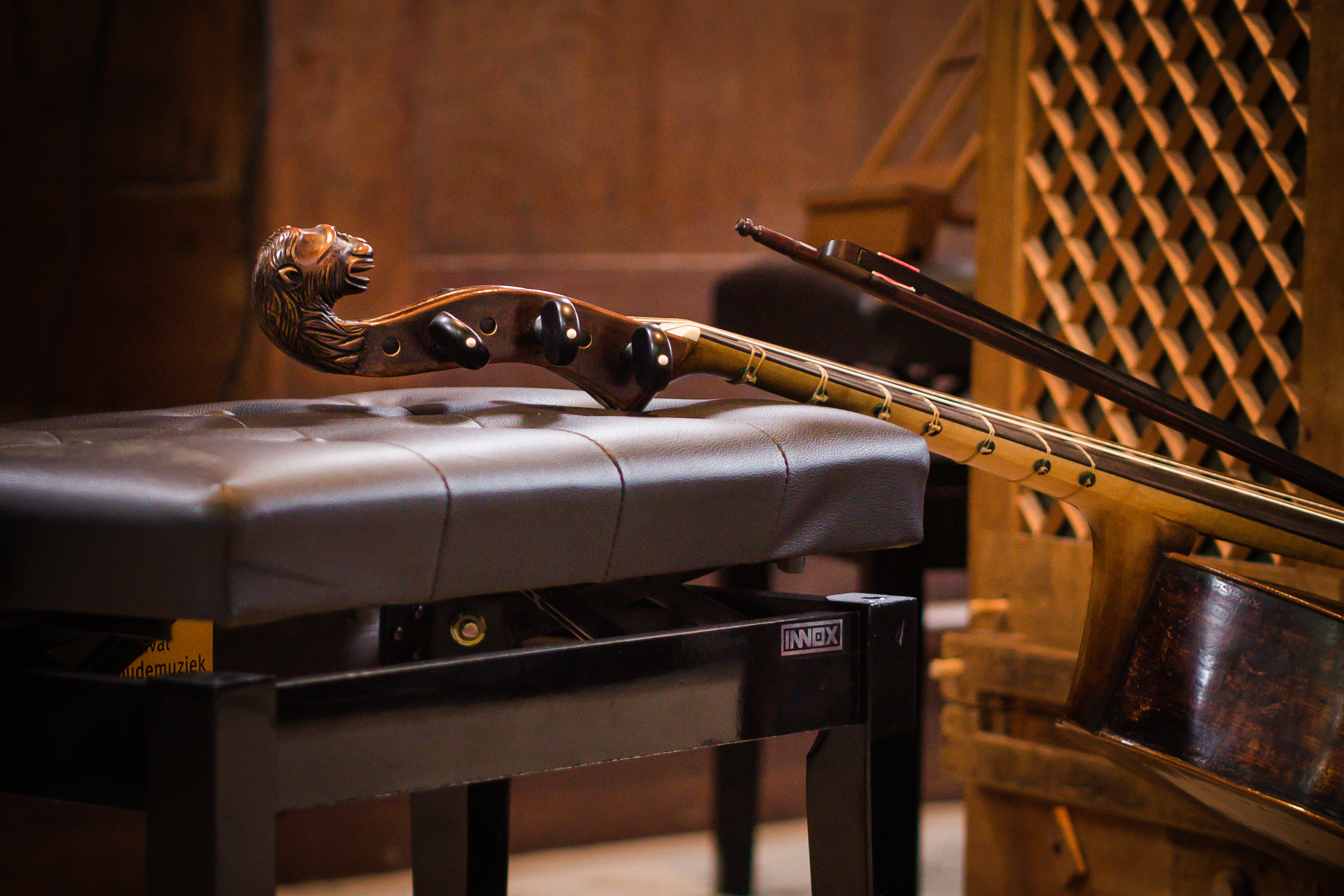 Fotografie klassieke muziek op Texel