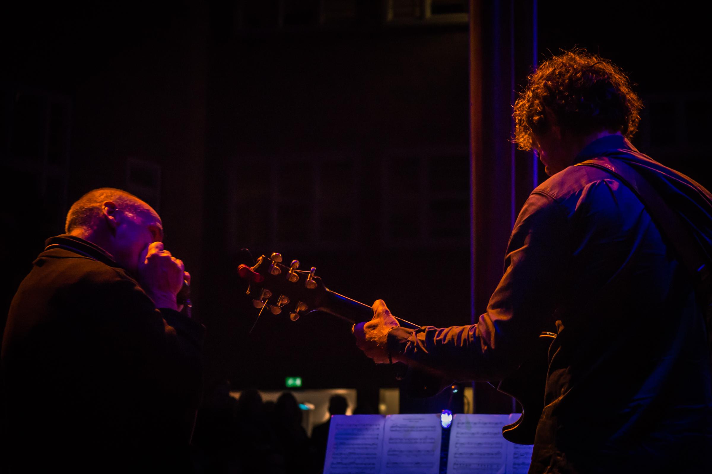 Fotografie muziek op Texel