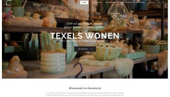 Website Texels Wonen